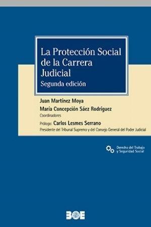 Proteccion social de la carrera judicial,la