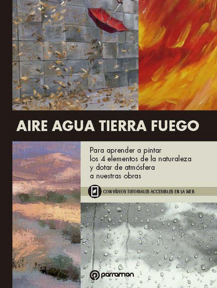 Aire agua tierra fuego