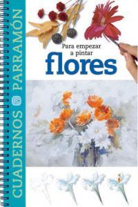 Para empezar a pintar flores