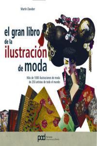 Gran libro de la ilustracion de moda,el