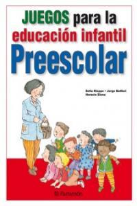 Juegos para la educacion infantil preescolar