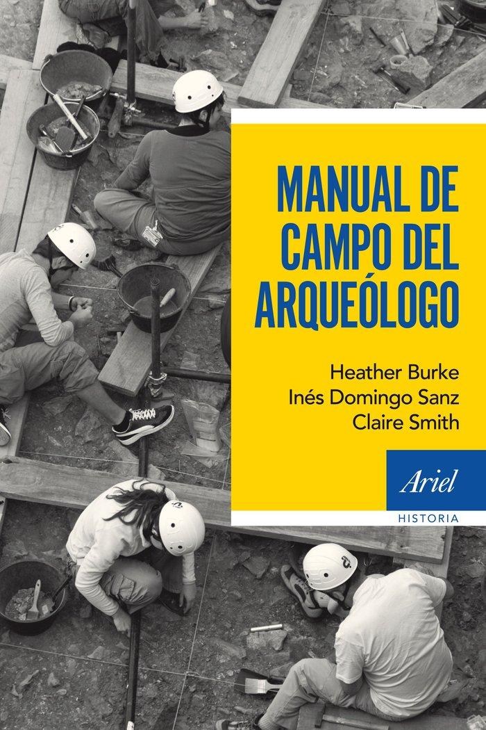 Manual de campo del arqueologo