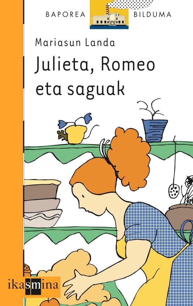 Julieta romeo eta saguak