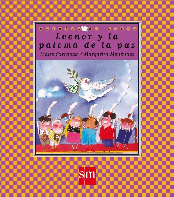Leonor y la paloma de la paz cda