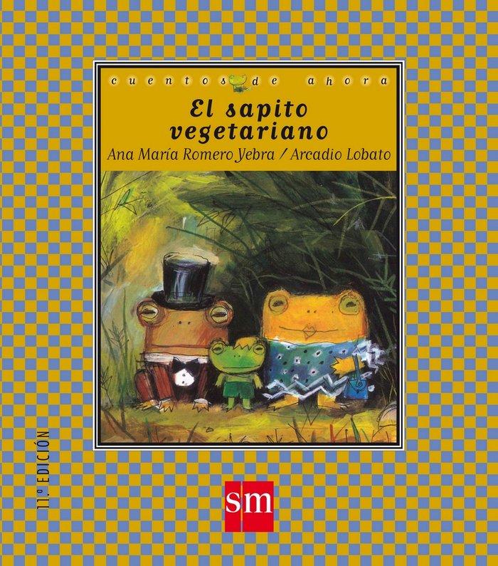 Sapito vegetariano cdh