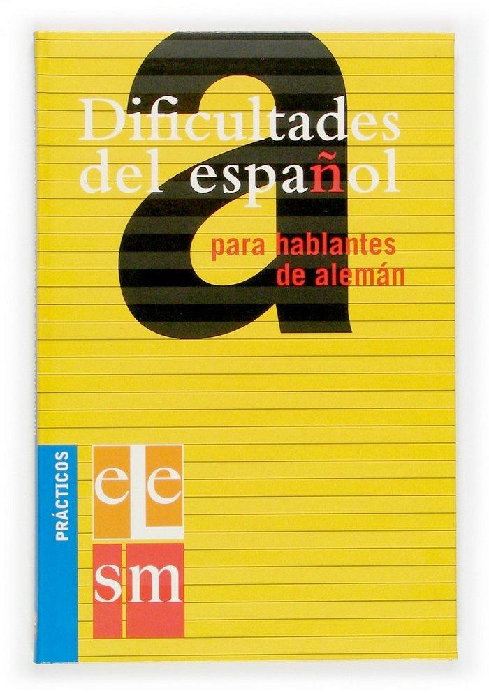 Dificultades español para hablantes aleman practicos ele