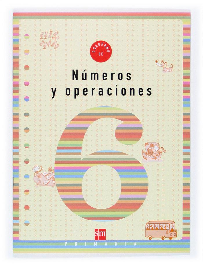 Cuaderno numeros 6 2ºep 04