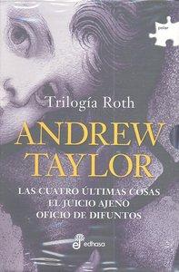 Estuche trilogia roth (3 vol.)