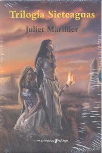 Trilogia sieteaguas estuche 3 volumenes