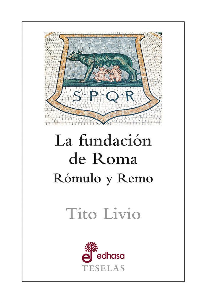 La fundacion de roma