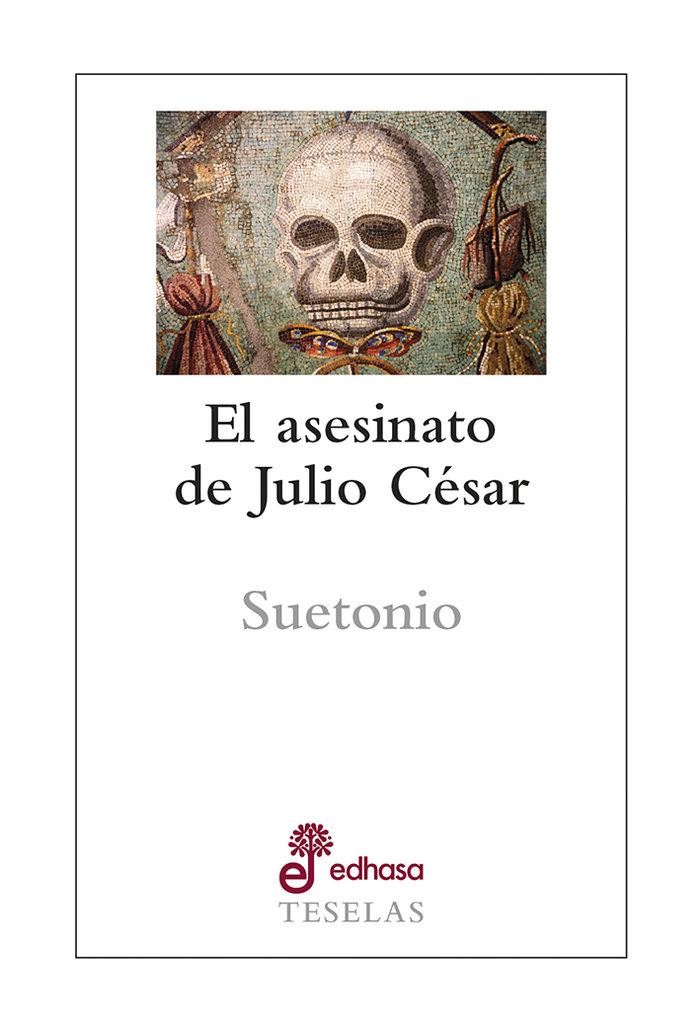 El asesinato de julio cesar