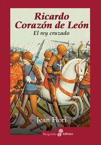 Ricardo corazon de leon rey cruzado
