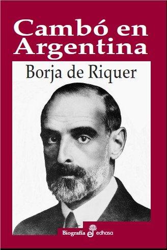 Cambo en argentina