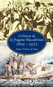 Cronicas de la fragata macedonian 1809-1922