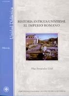Historia antigua universal. el imperio romano