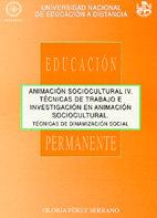 Animacion sociocultural iv