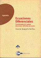 Ecuaciones diferenciales (transformada de laplace y solucion