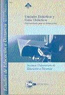 Unidades didacticas y guias didacticas en la uned