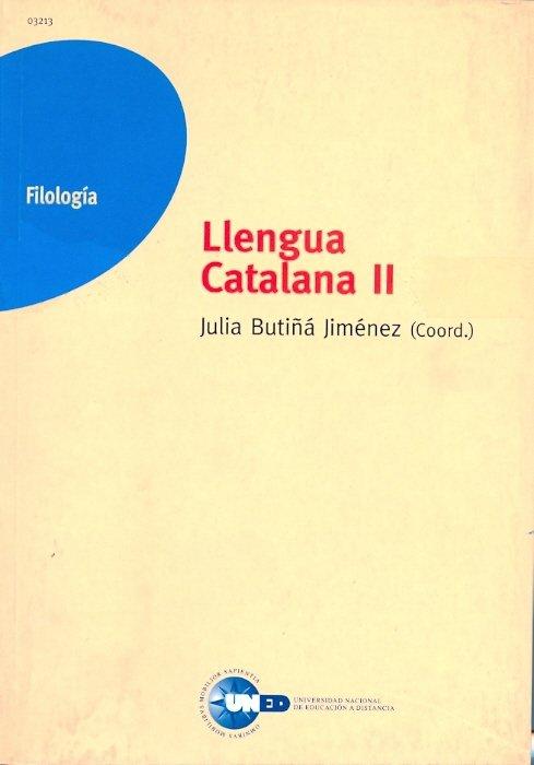 Llengua catalana ii