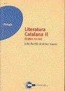 Literatura catalana ii (siglos xvi-xix)