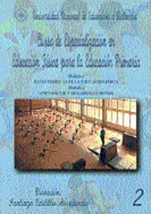 Curso de especializacion en educacion fisica para la educaci