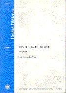 Historia de roma. volumen ii