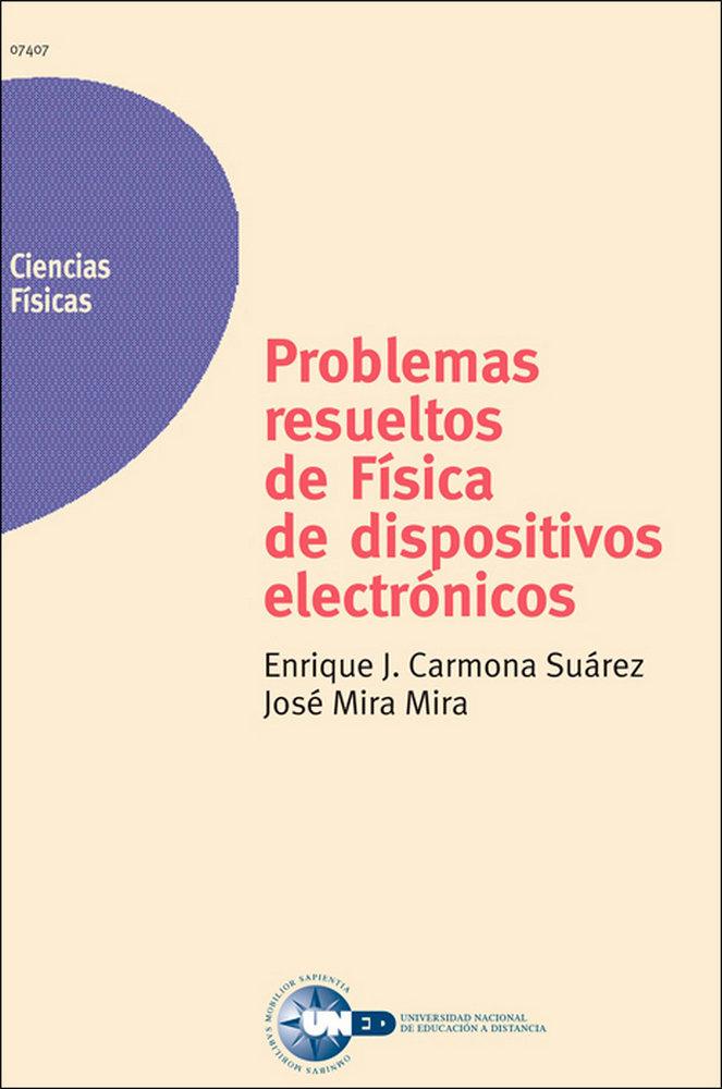 Problemas resueltos de fisica de dispositivos electronicos