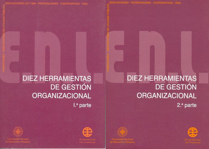 Diez herramientas de gestion organizacional