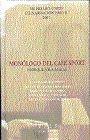 Monologo del cafe sport....y otros autores premiados. xii pr