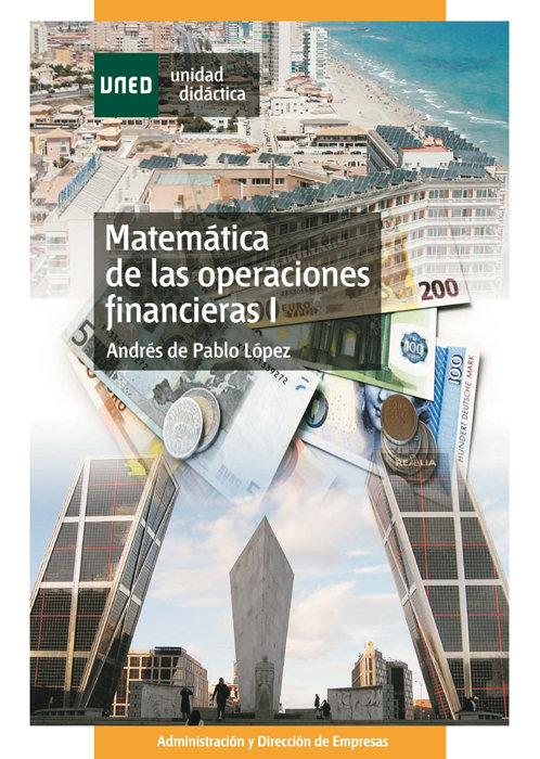 Matematica de las operaciones financieras 1   unidad didacti