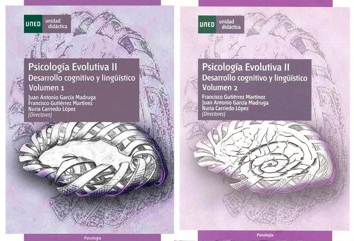 PSICOLOGIA EVOLUTIVA II: DESARROLLO COGNITIVO Y LINGÜISTICO