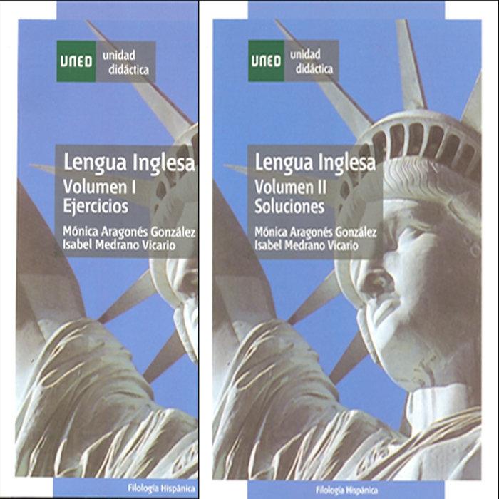 Lengua inglesa. volumen ii. soluciones