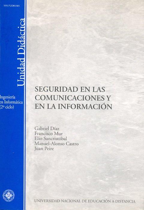 Seguridad en las comunicaciones y en la informacion