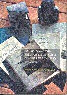 Traducciones italianas de la poesia española del siglo xx (1