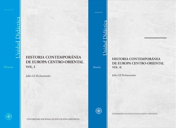 Historia contemporanea de europa centro-oriental