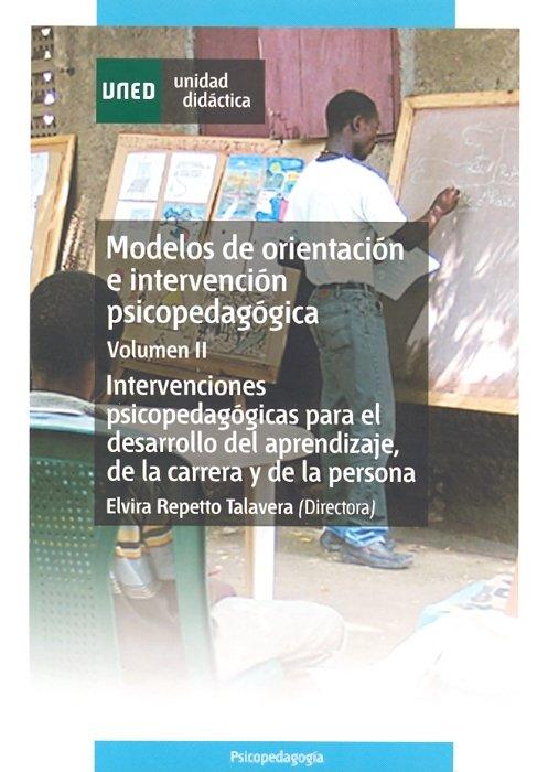 Modelos de orientacion e intervencion psicopedagogica. vol.2