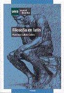 Filosofia en latin