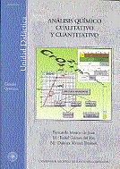 Analisis quimico cualitativo y cuantitativo