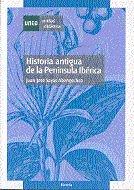 Historia antigua de la peninsula iberica