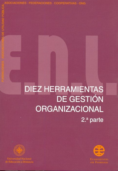 Diez herramientas de gestion organizacional. 2ª parte