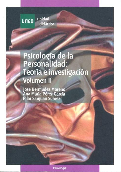 Psicologia de la personalidad teoria e investigacion .volu