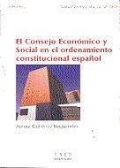 Consejo economico y social en el ordenamiento constitucional