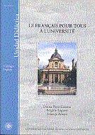 Le français pour tous · l'universite