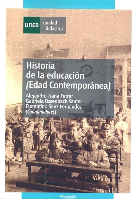 Historia de la educacion (edad contemporanea)