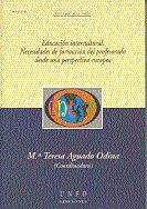 Educacion intercultural. necesidades de formacion del profes