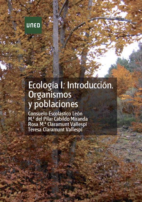 Ecologia i introduccion organismos y poblaciones