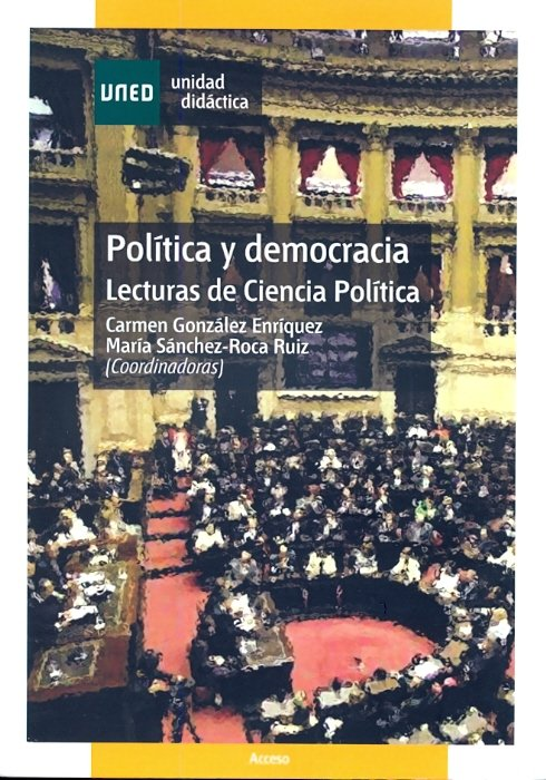 Politica y democracia. lecturas de ciencia politica