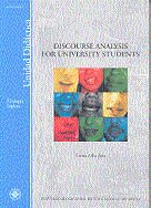 Discourse analysis for university students