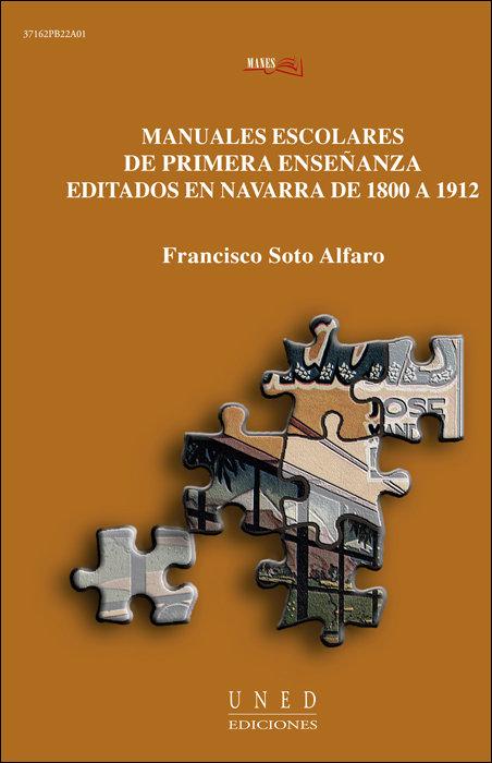 Manuales escolares de primera enseñanza editados en navarra