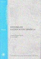 Historia de la educacion española